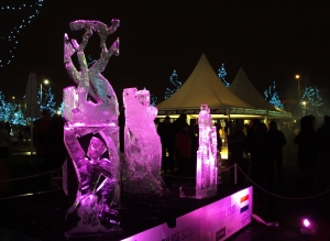 Ice Sculpture 4