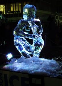 Ice Sculpture 5