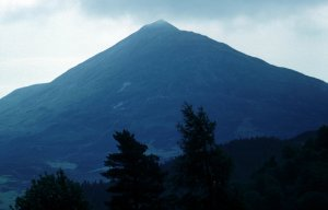 Mount Schiehallion, by Loch Rannoch, Perthshire, Scotland