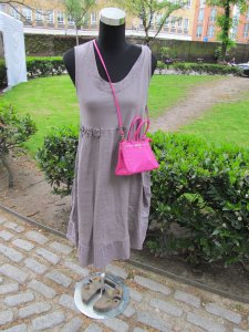 A frock, and bag, in the said market...