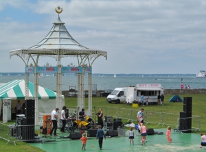 The Bandstand on Southsea Common