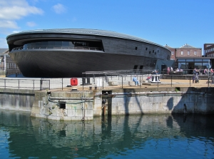 The Mary Rose Museum, Portsmouth Dockyard