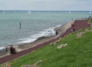 Seafront near Southsea Castle