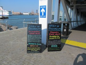 Upcoming trips on the 'Spirit of Portsmouth'...