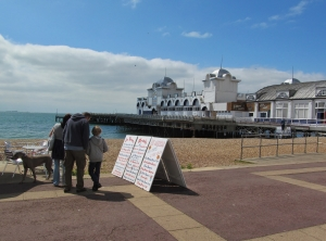 South Parade Pier, Southsea