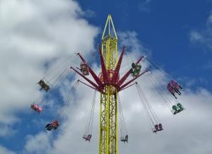 Swing Tower (detail)...