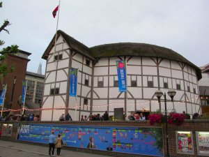 The Globe Theatre, South Bank