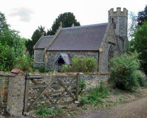 All Saints' Church, Santon