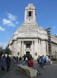 Freemasons Hall, Great Queen Street, London, WC2