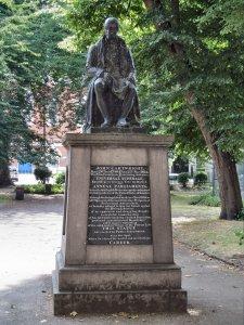John Cartwright (1740-1824), an English political radical...