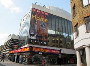 'War Horse', Parker Street, WC2...