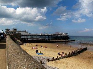 Cromer's pier...
