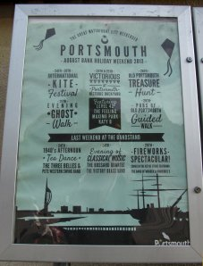 There was a lot going on in Portsmouth and Southsea this Bank Holiday Weekend
