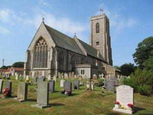 St. James Church, South Repps  (or Southrepps)...