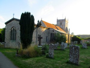 St Peter and St Paul Church, Hambledon...