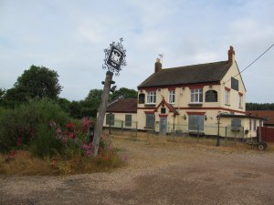 The Suffield Arms at Gunton...