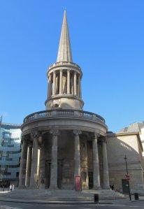 All Souls' Church...