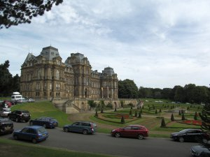 Bowes Museum, at Barnard Castle, County Durham...