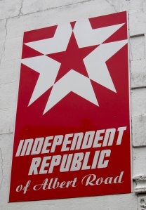 Indepedent Republic of Albert Road (Southsea)