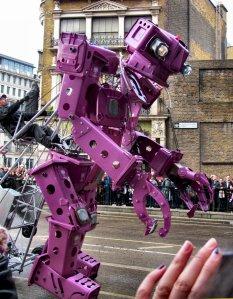 MauveRobot