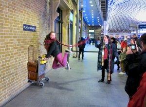 An enthusiastic Harry Potter fan :)...