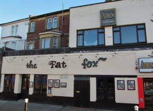 The Fat Fox pub...