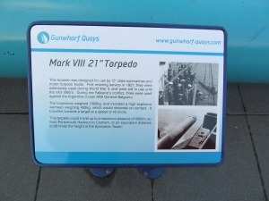 More about the torpedo...